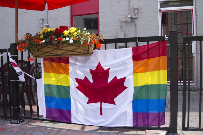 Canadian Pride Flag