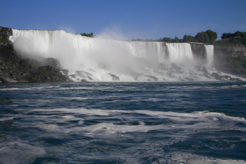 Niagara Falls American and Bridal Veil