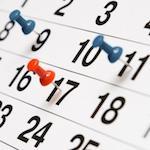 when to travel calendar