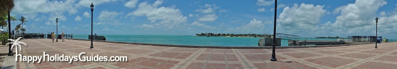 Key West Ocean Panorama