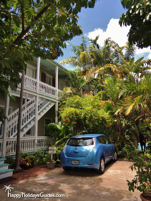 Key West Style Homes Apartments