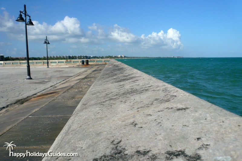 White Street Pier Wall