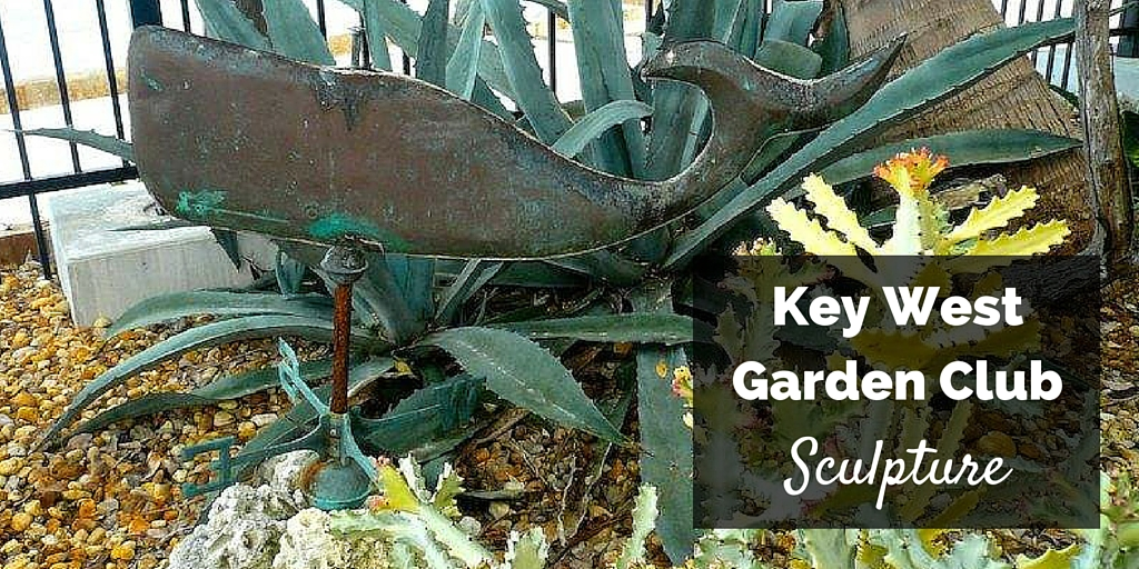 Key West Garden Club Sculpture