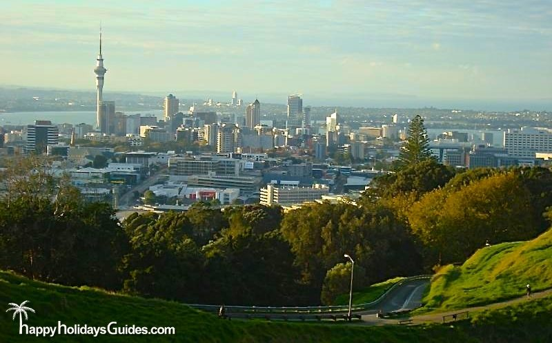 Auckland Mount Eden View 2