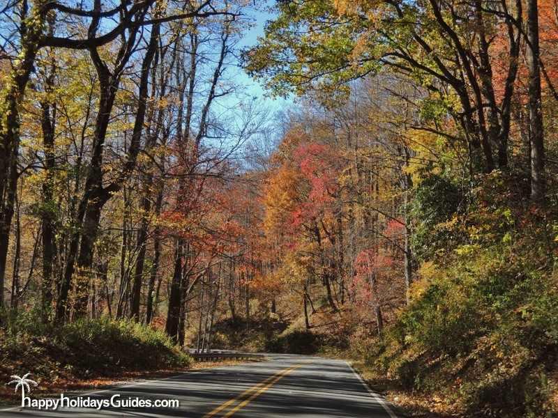 Drive Blue Ridge Parkway