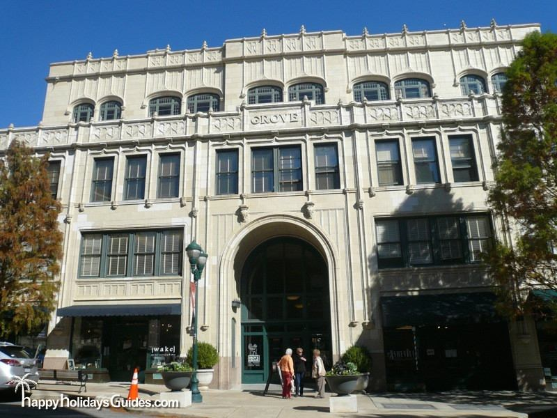 The Grove Arcade Asheville