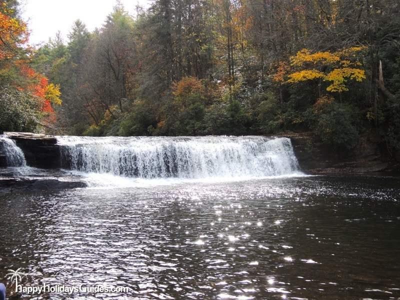 Hooker Falls DuPont State Park