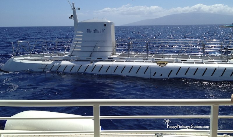 Maui Submarine Tour