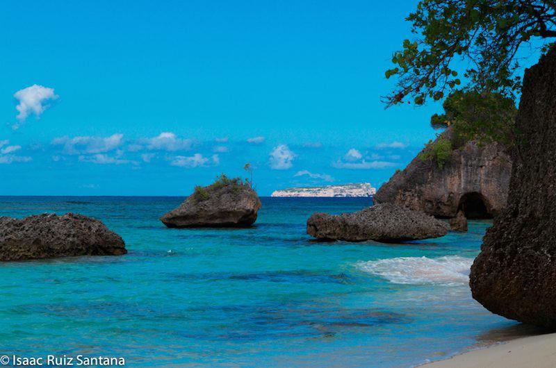 Puerto Rico Rocky Beach
