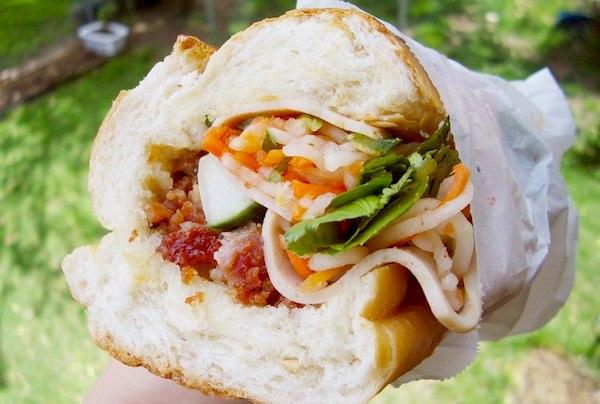 Hanoi Street Food Banh My