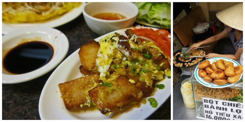 Hanoi Street Food Bot Chien