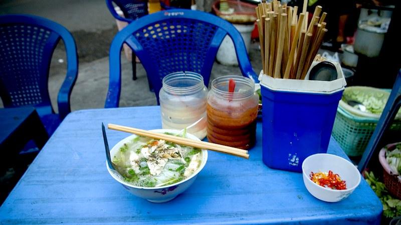 Hanoi Street Food Pho