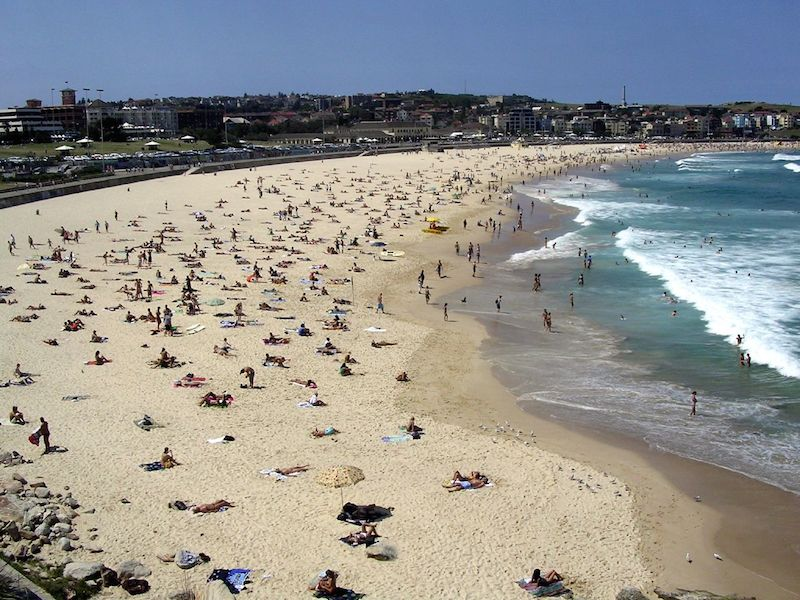 Sydney Beaches Bondi Beach