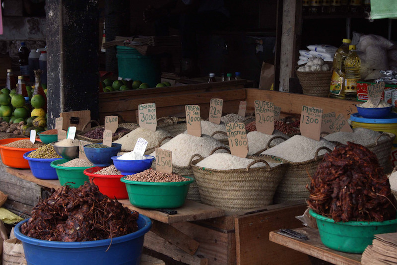 Travel to Zanzibar Spices