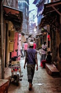 Travel to Zanzibar Street