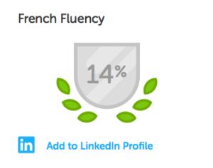Duolingo Fluency