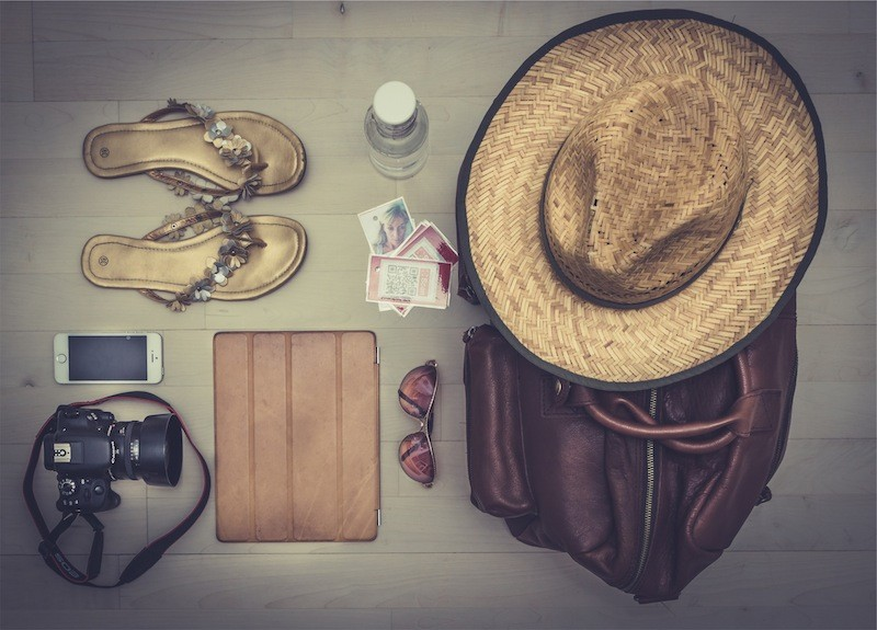 Luxury Travel Packing