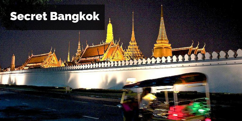 Secret Bangkok