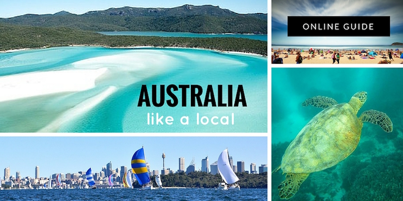 why travel to australia