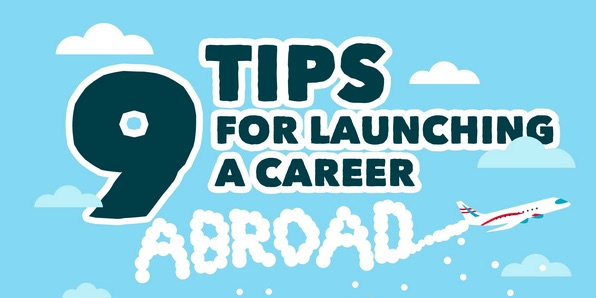 Working Abroad 9 Tips