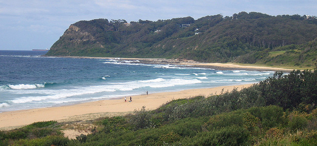 Dudley Beach New South Wales