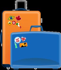Travel Essentials Luggage Image