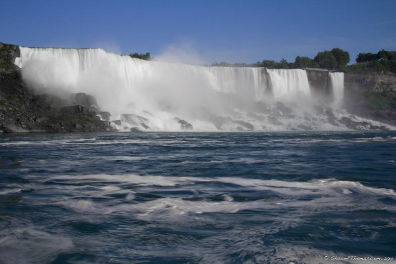 Niagara Falls American and Bridal Veil