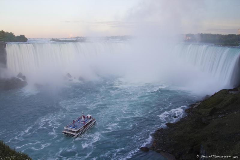 Niagara The Hornblower