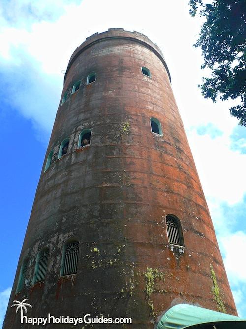 Yokahu Observation Tower El Yunque