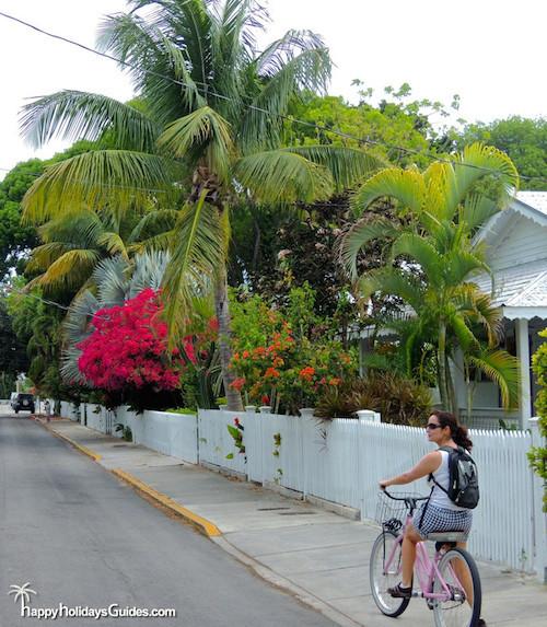 Key West Bicycle Tour