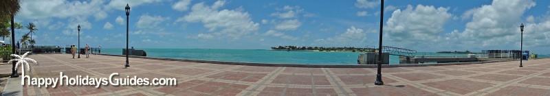 Key West Ocean Panorama