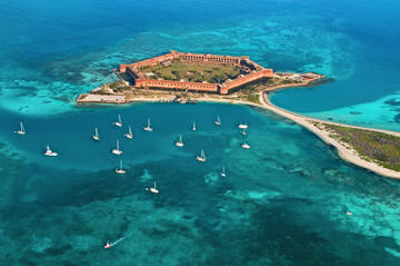 key west snorkel and dolphin cruise