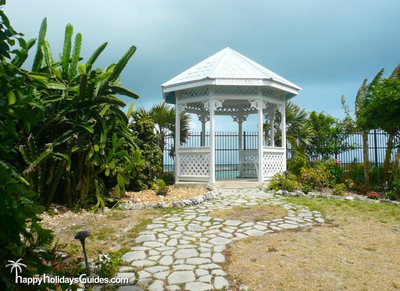 Key West Garden Club Ocean Gazebo
