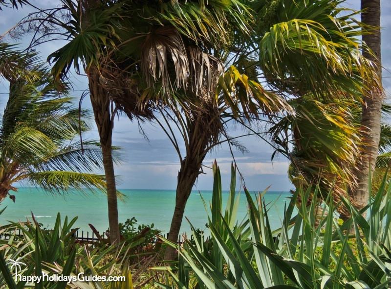Key West Garden Club View