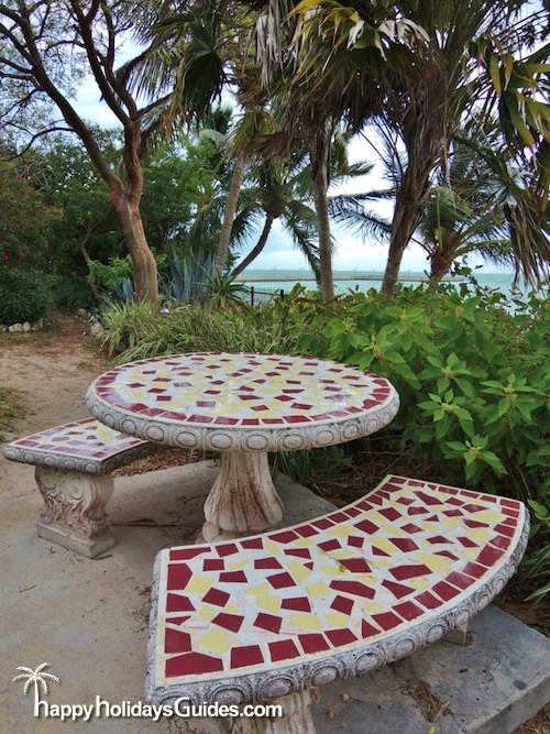 Key West Garden Club Picnic