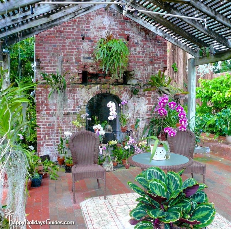 Key West Garden Club Gazebo