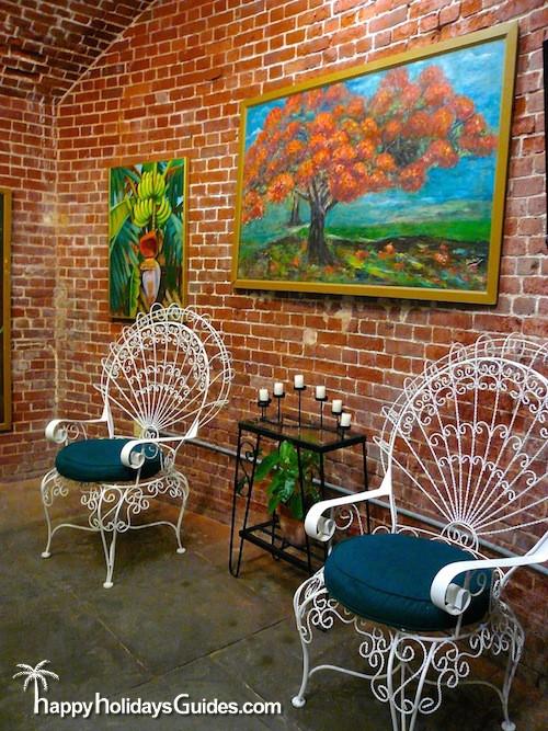 Key West Garden Club Lounge