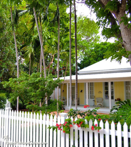 Key West Style Homes Ranch