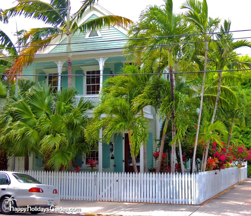 Key West Style Homes Palms