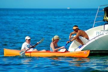 Sail Snorkel Kayak Key West