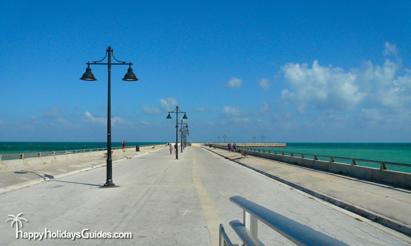 White Street Pier Key West Front