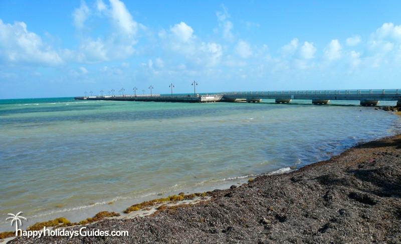 White Street Pier Key West Long View