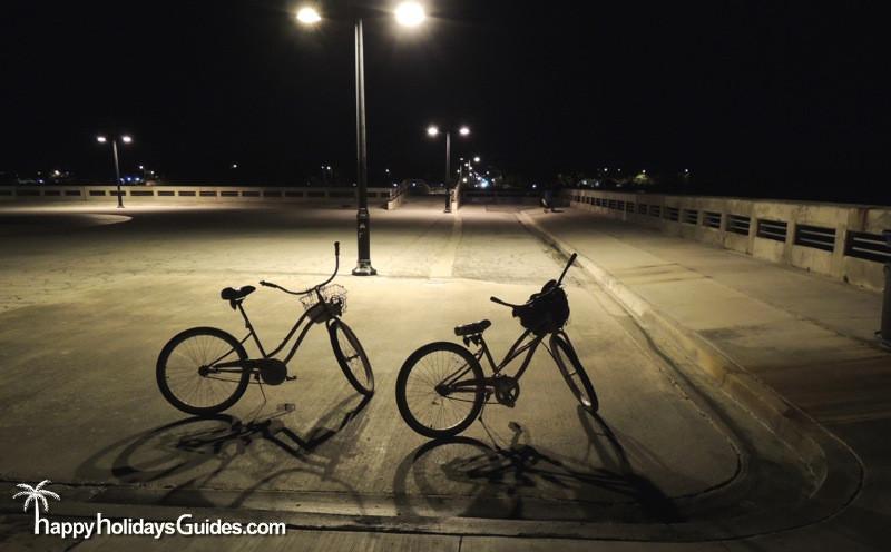 White Street Pier Key West Bicycles