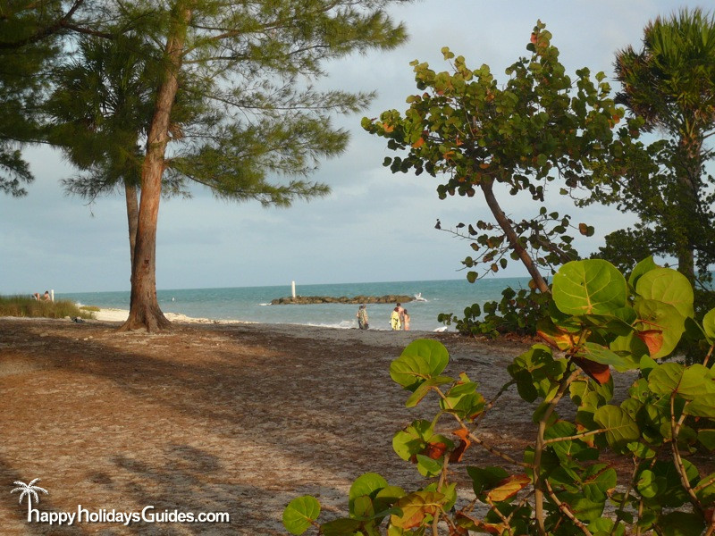 fort zachary taylor historic state park islet