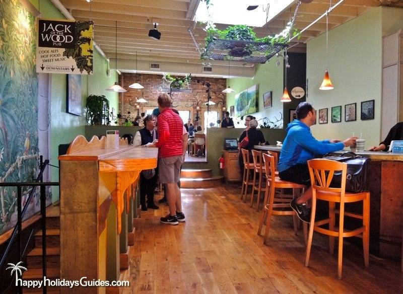 The Laughing Seed Cafe