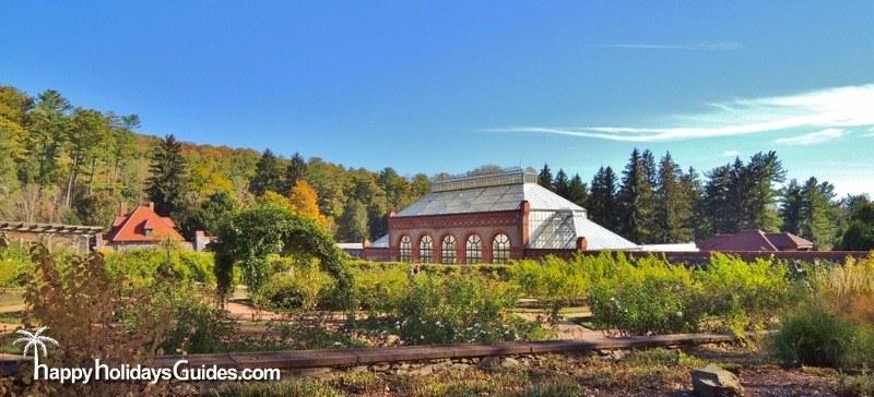 Biltmore Estate Greenhouse