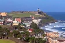 Cristobal Castle Puerto Rico
