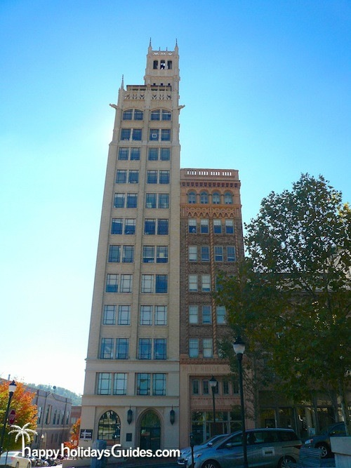 Asheville Jackson Building