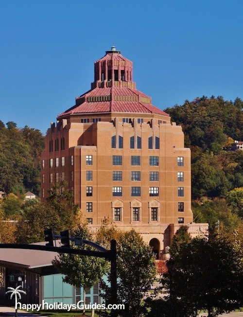 County Building Asheville