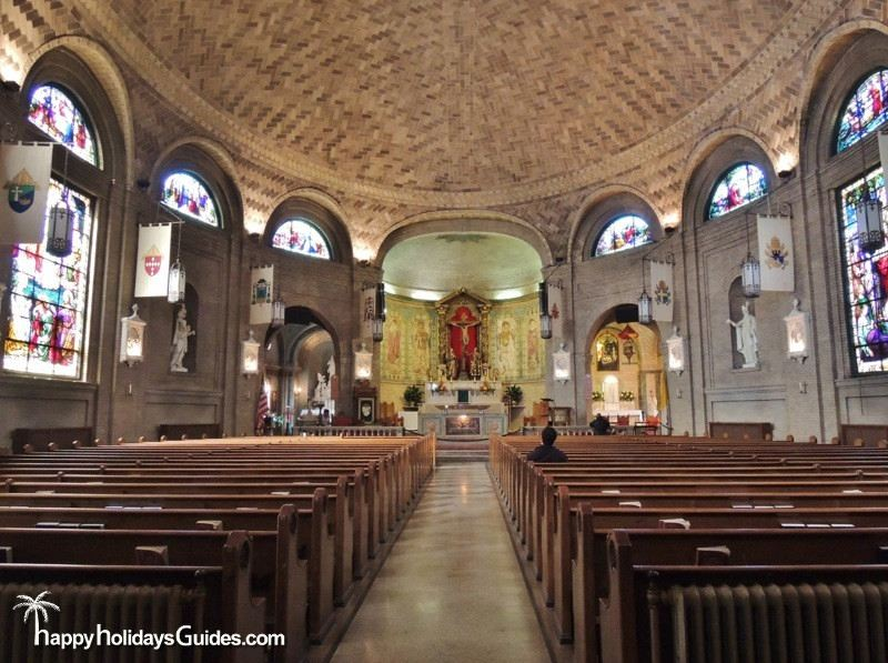 Basilica of St Lawrence Cathedral Asheville